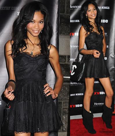 chanel-iman-black-dress