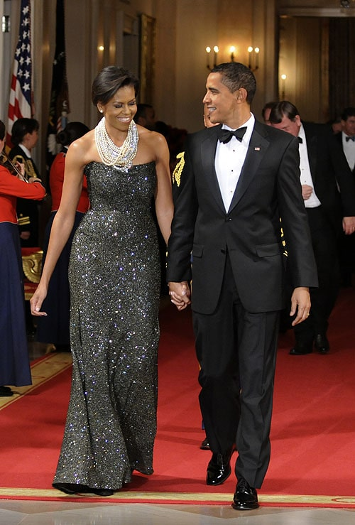 White House Hosts First Black-Tie Dinner For National Governors Association