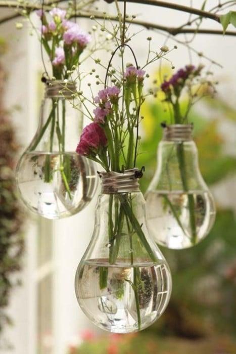 recycled bulbs