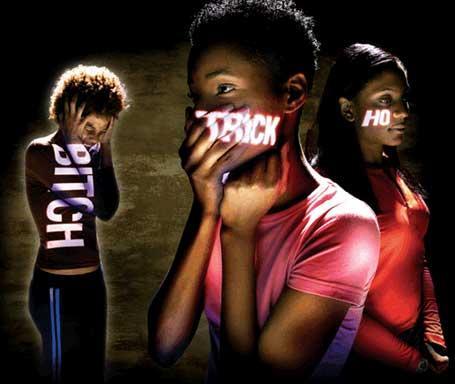 media black women