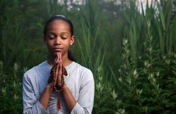 Prayer-black+woman