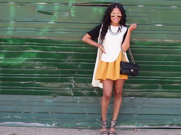 The Chic Natural Blogger
