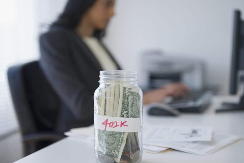 401K stock