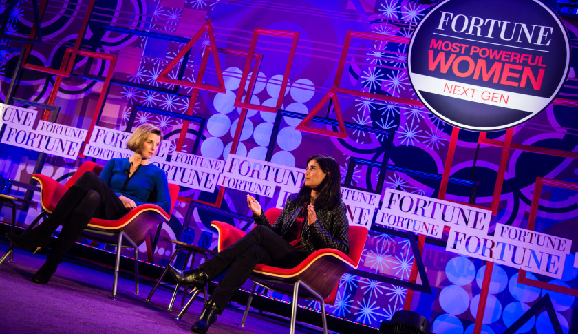 Fortune Most Powerful Women Next Generation Wednesday, December 3, 2014: San Francisco, CA 2:00 PM SHATTER A finance pioneer-turned-entrepreneur and a new-economy star share their lessons on networks, entrepreneurism and building their careers. Sallie Krawcheck, Chair, Ellevate Varsha Rao, Head of Global Operations, Airbnb Moderator: Karen Finerman, Co-founder and CEO, Metropolitan Capital Advisors, Panelist, CNBC Fast Money Photograph by Stuart Isett/Fortune Most Powerful Women
