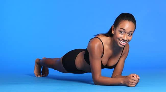 black-woman-exercise-plank