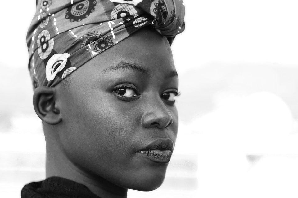 Africa Dashiki Head Wraps People Of Uganda Woman