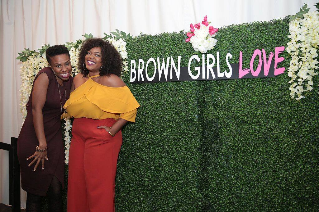Christina Brown browngirlslove event