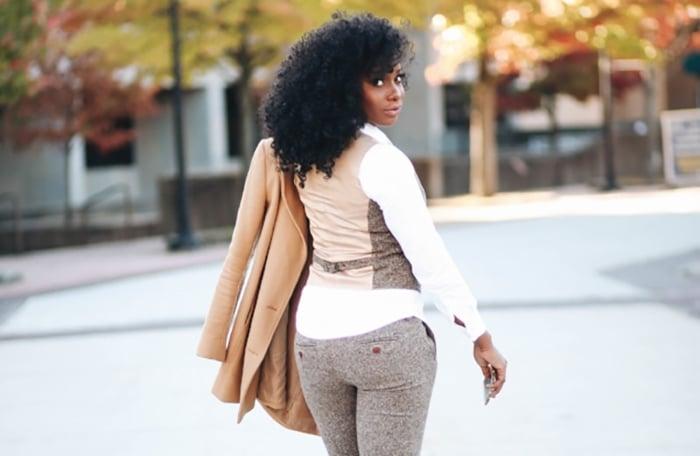 black girlboss