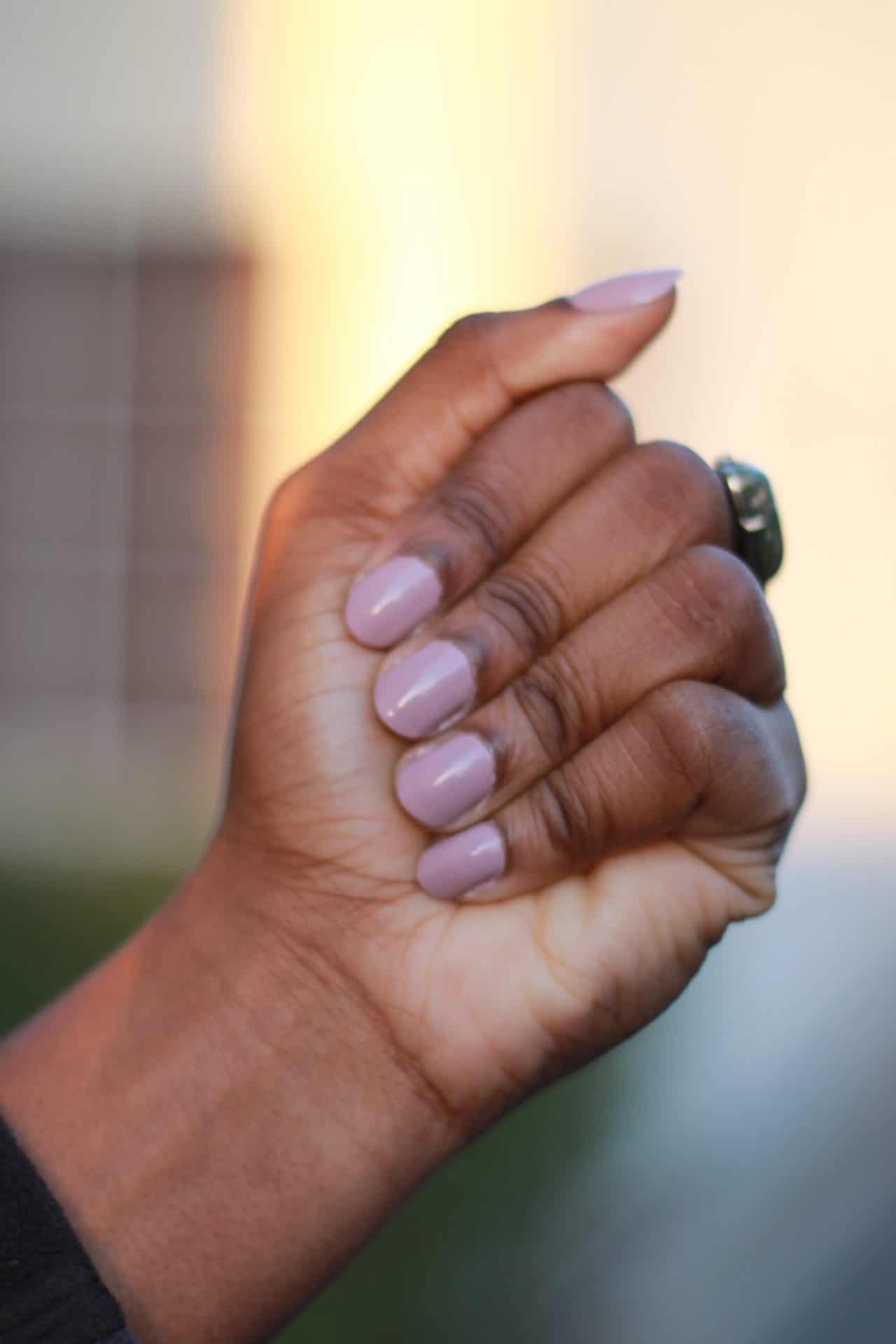 Nail polish Deborah Lippman