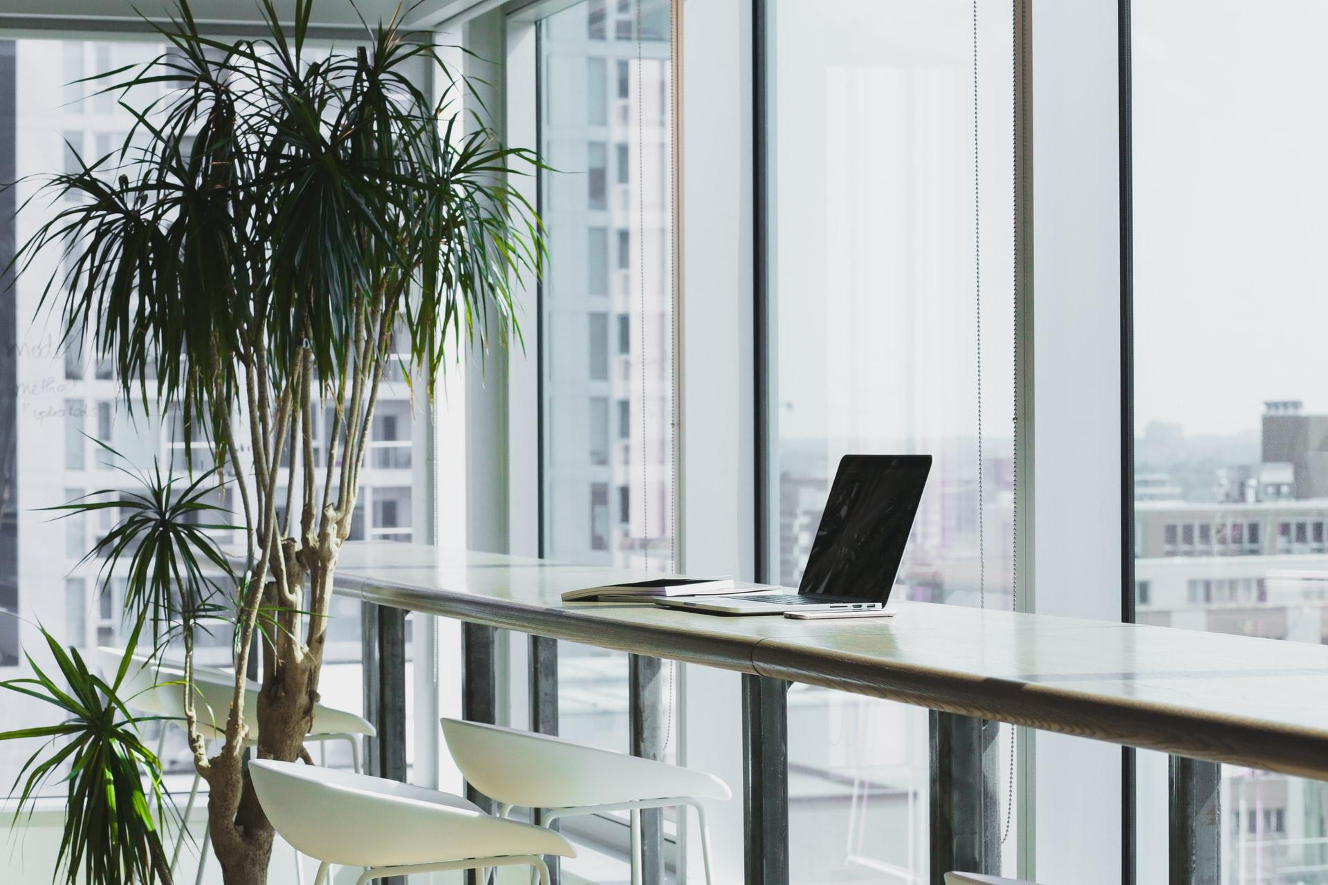 office space MVHR