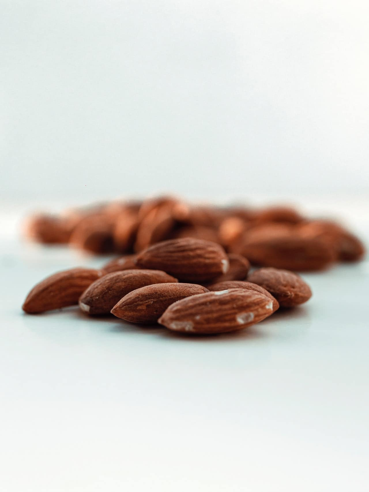 almonds-on-white-surface-3939170