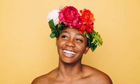 Woman of COlor Self-care