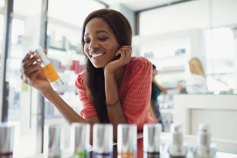 black-woman-beauty-shopping
