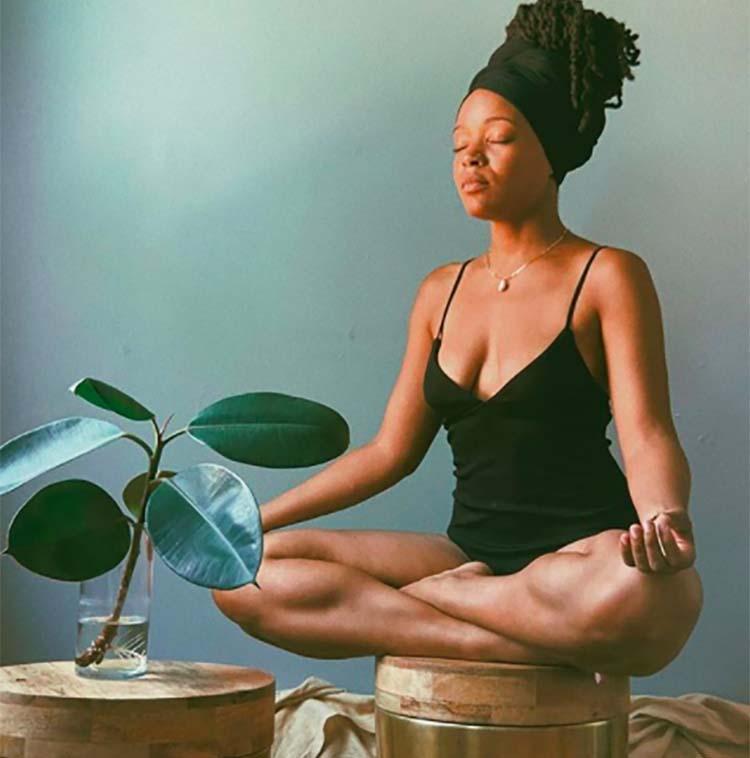 black-woman-doing-yoga-meditation