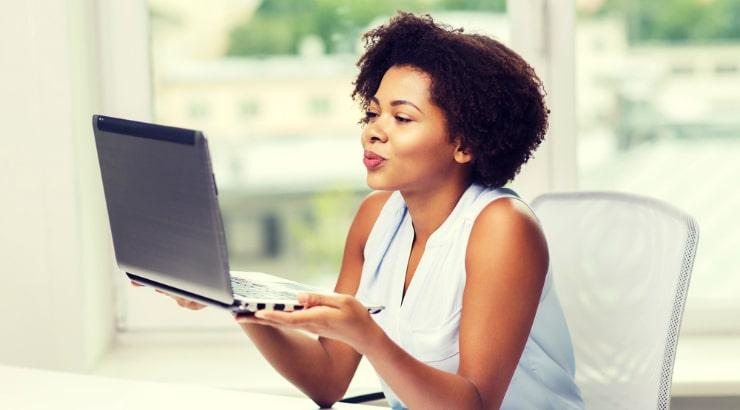 blackwoman online date