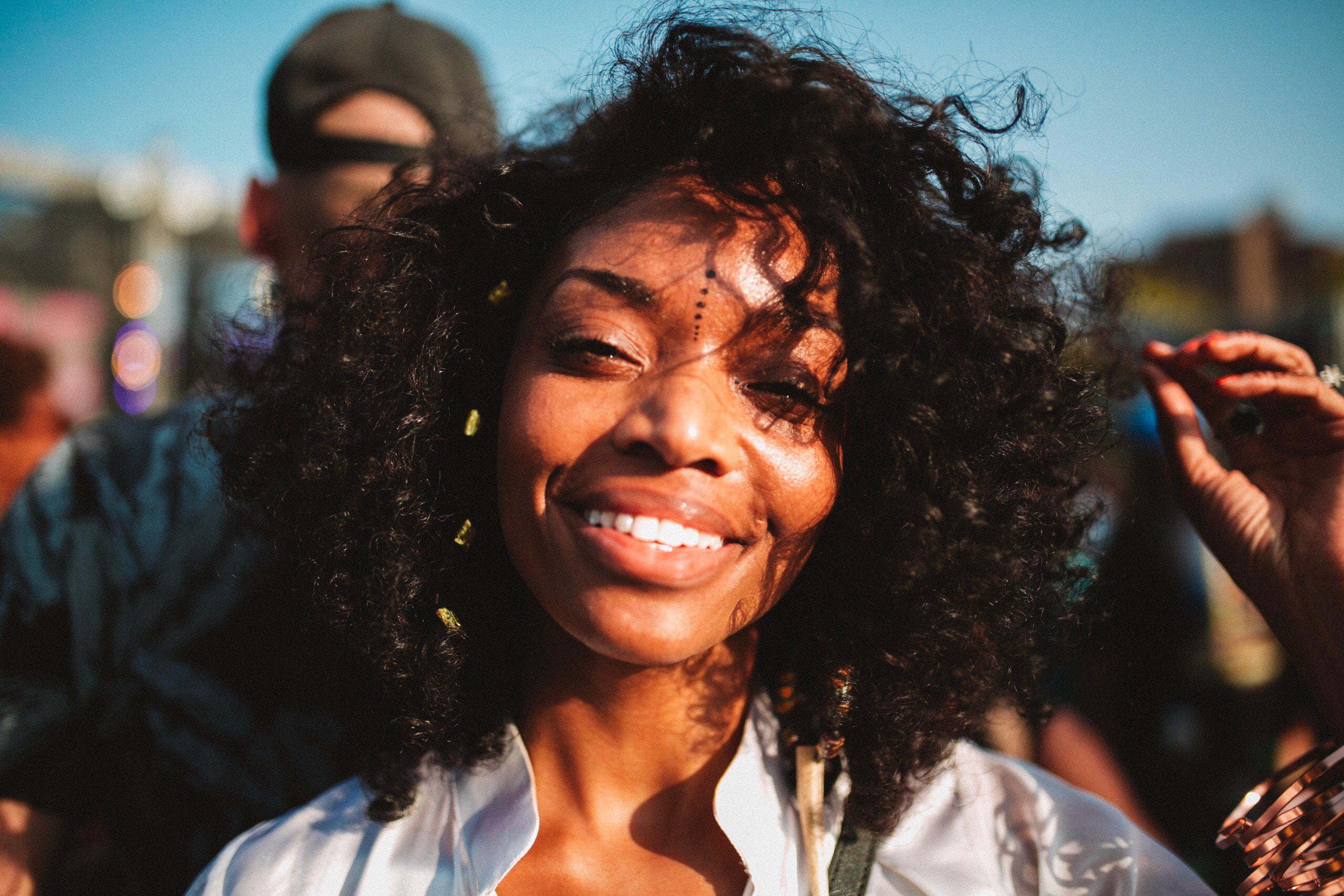 carefree black girl afropunk