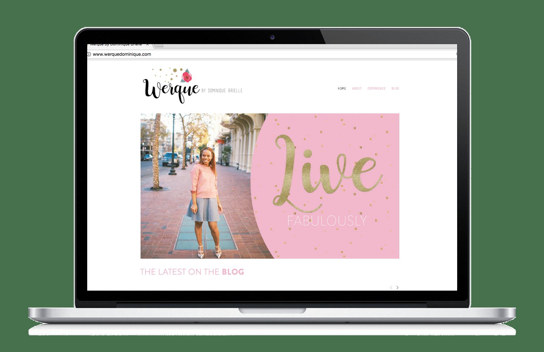 briann barron black women web designer