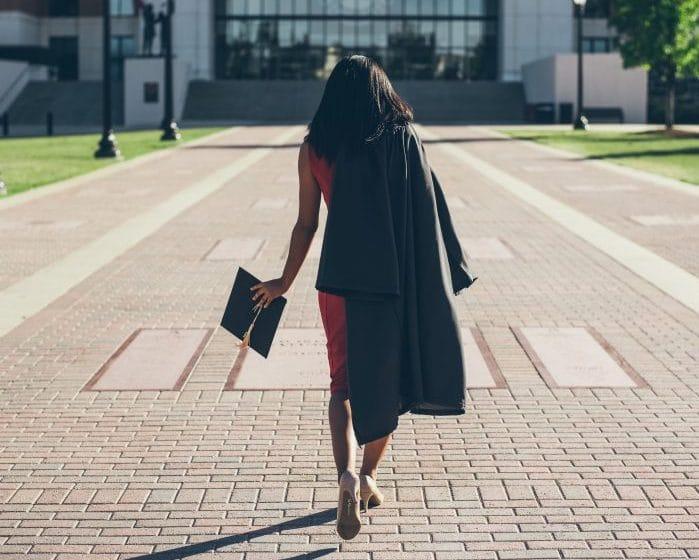 black women college graduate