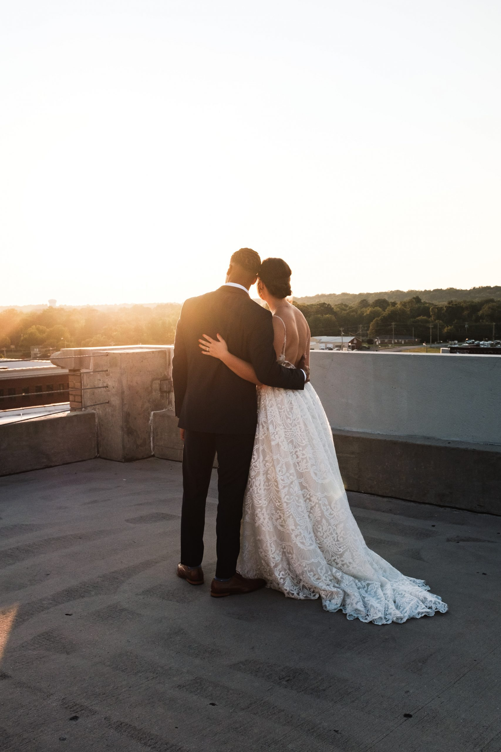 black-couple-wedding