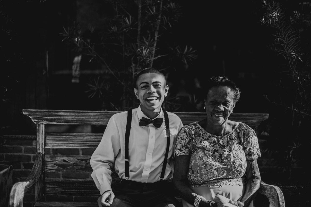 black parents aging