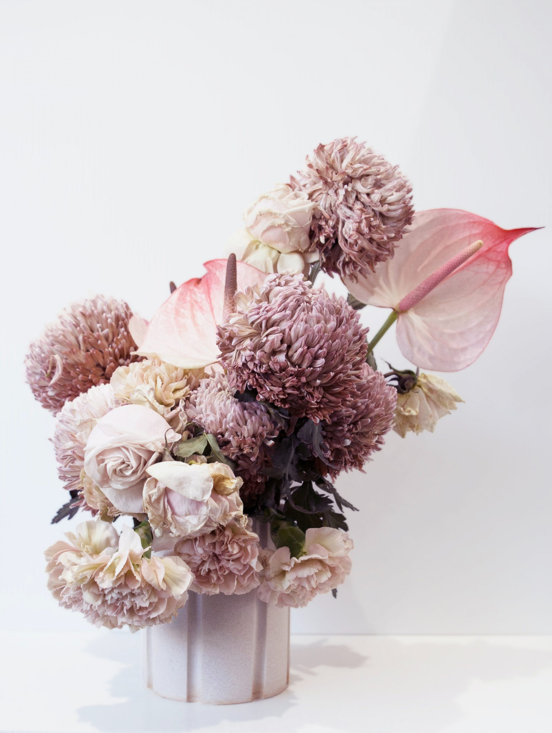 how to make your own flower arrangements