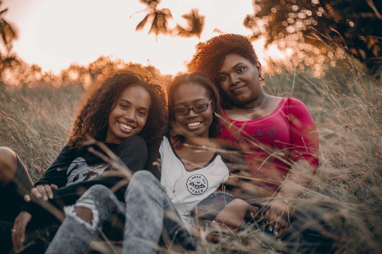 black-women-friends