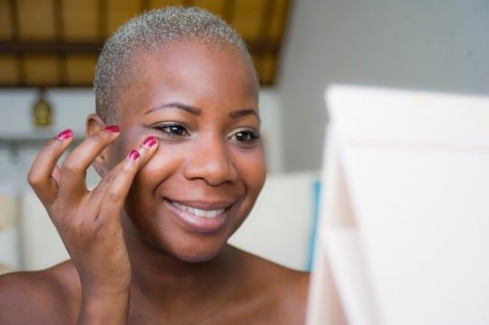 black-woman-trying-on-makeup