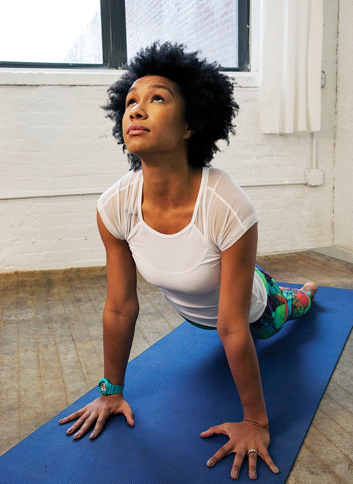 nicole yoga foster
